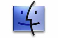 Apple Mac OS 9 logo