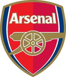Arsenal vector preview logo