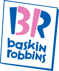 Baskin Robbins vector preview logo