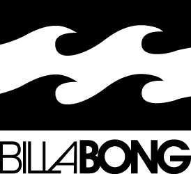 Red And Black Bugatti The Billabong logo