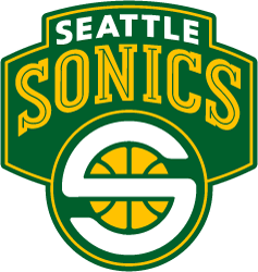 Seattle Supersonics logo
