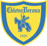 Rated 4.2 the A.C. Chievo Verona logo