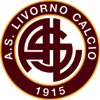 Rated 3.2 the A.S. Livorno Calcio logo