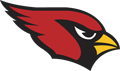 Rated 6.4 the Arizona Cardinals logo