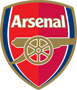 Rated 4.8 the Arsenal logo