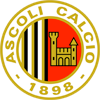Rated 2.9 the Ascoli Calcio logo