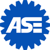 Rated 3.1 the Ase logo