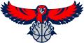 Rated 4.9 the Atlanta Hawks logo