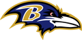 Rated 6.4 the Baltimore Ravens logo