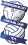 Rated 3.1 the Birmingham City logo
