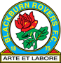 Rated 3.2 the Blackburn Rovers logo