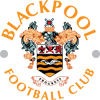 Rated 3.2 the Blackpool logo