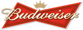 Rated 4.7 the Budweiser logo
