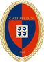 Rated 3.2 the Cagliari Calcio logo