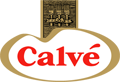 Rated 4.9 the Calvé logo