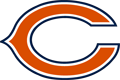 Rated 4.9 the Chicago Bears logo