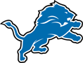Rated 3.6 the Detroit Lions logo
