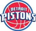 Rated 6.4 the Detroit Pistons logo