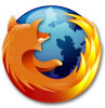 Rated 5.7 the Firefox logo