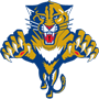 Rated 4.9 the Florida Panthers logo