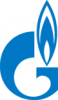 Rated 4.8 the Gazprom logo
