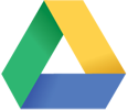 Rated 3.5 the Google Drive logo