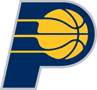 Rated 4.9 the Indiana Pacers logo