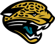 Rated 4.9 the Jacksonville Jaguars logo