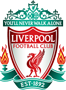 Rated 4.8 the Liverpool logo
