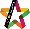 Rated 5.1 the Mall of America logo