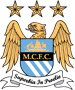 Rated 4.8 the Manchester City logo