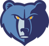 Rated 5.0 the Memphis Grizzlies logo