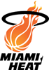 Rated 4.9 the Miami Heat logo
