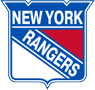 Rated 4.9 the New York Rangers logo