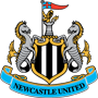 Rated 4.9 the Newcastle United logo