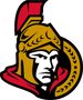 Rated 4.9 the Ottawa Senators logo