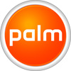 Rated 3.7 the Palm logo