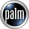 Rated 3.9 the Palm (old) logo