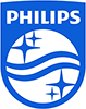 Rated 2.7 the Philips logo