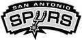 Rated 4.7 the San Antonio Spurs logo