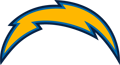 Rated 6.3 the San Diego Chargers logo