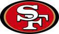 Rated 5.8 the San Francisco 49ers logo