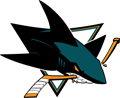 Rated 6.4 the San Jose Sharks logo