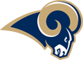 Rated 4.9 the St. Louis Rams logo