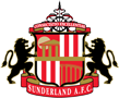 Rated 4.8 the Sunderland logo