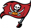 Rated 4.9 the Tampa Bay Buccaneers logo