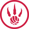 Rated 5.0 the Toronto Raptors logo