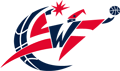 Rated 4.9 the Washington Wizards logo