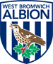 Rated 4.9 the West Bromwich Albion logo