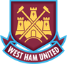 Rated 3.3 the West Ham United logo